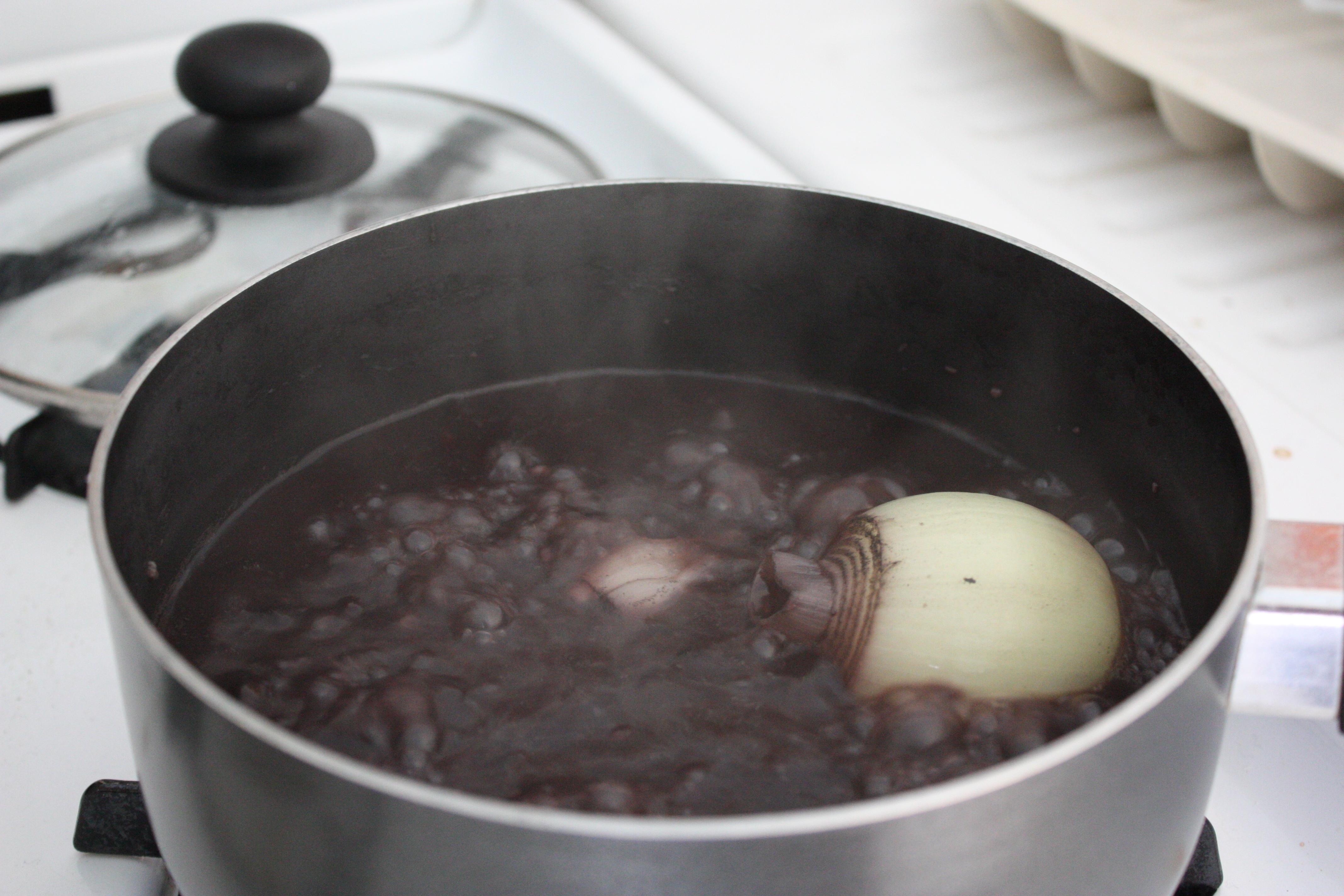 Guatemalan black beans part i foodologie step forumfinder Images