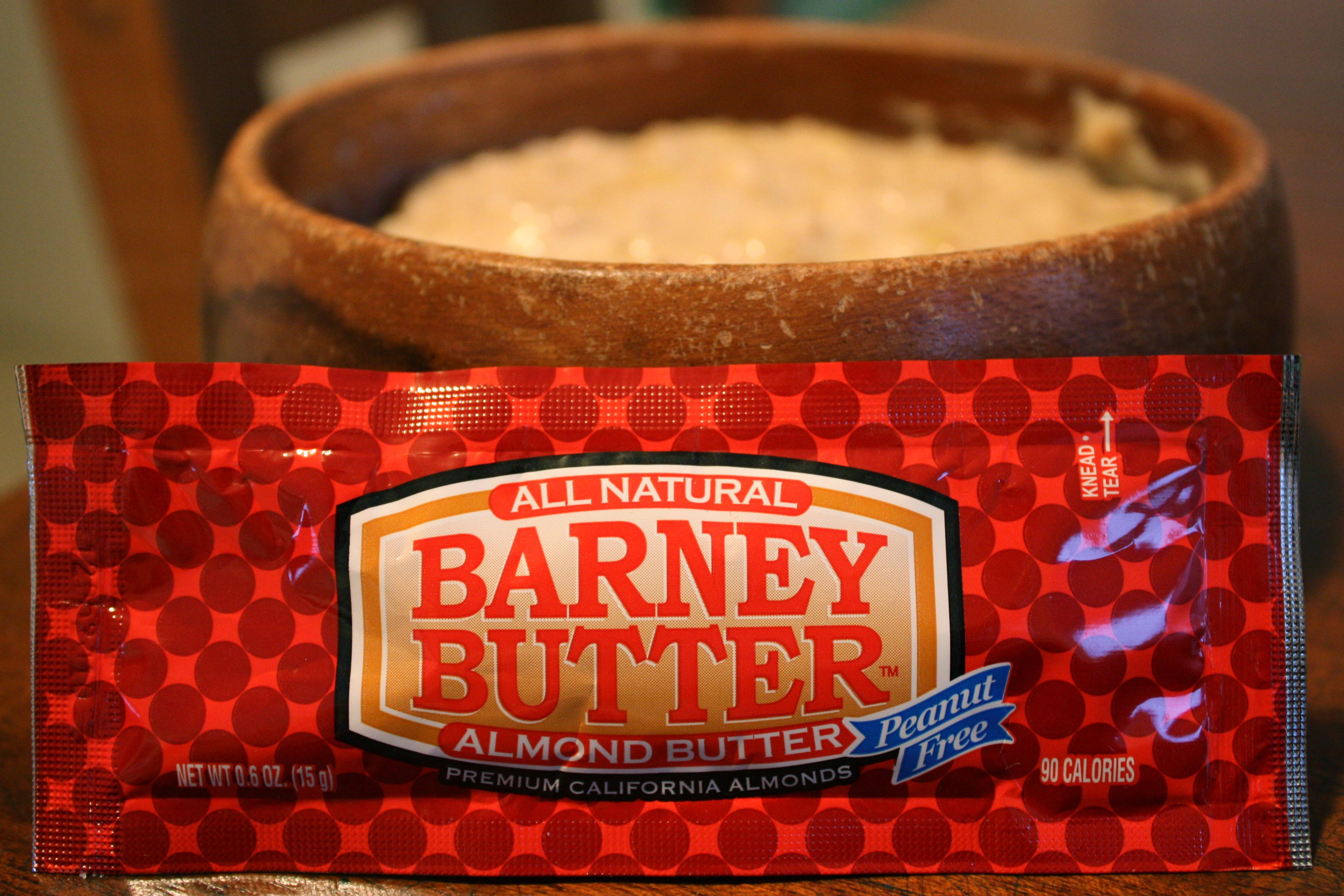 BARNEY BUTTER SAMPLES