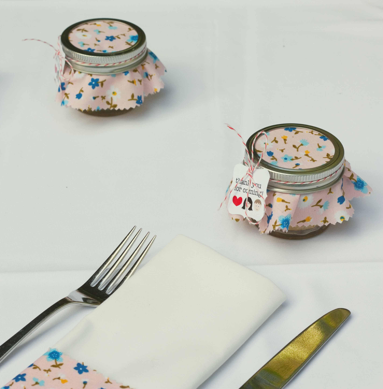 Wedding Favors: Pies in Jars – Foodologie