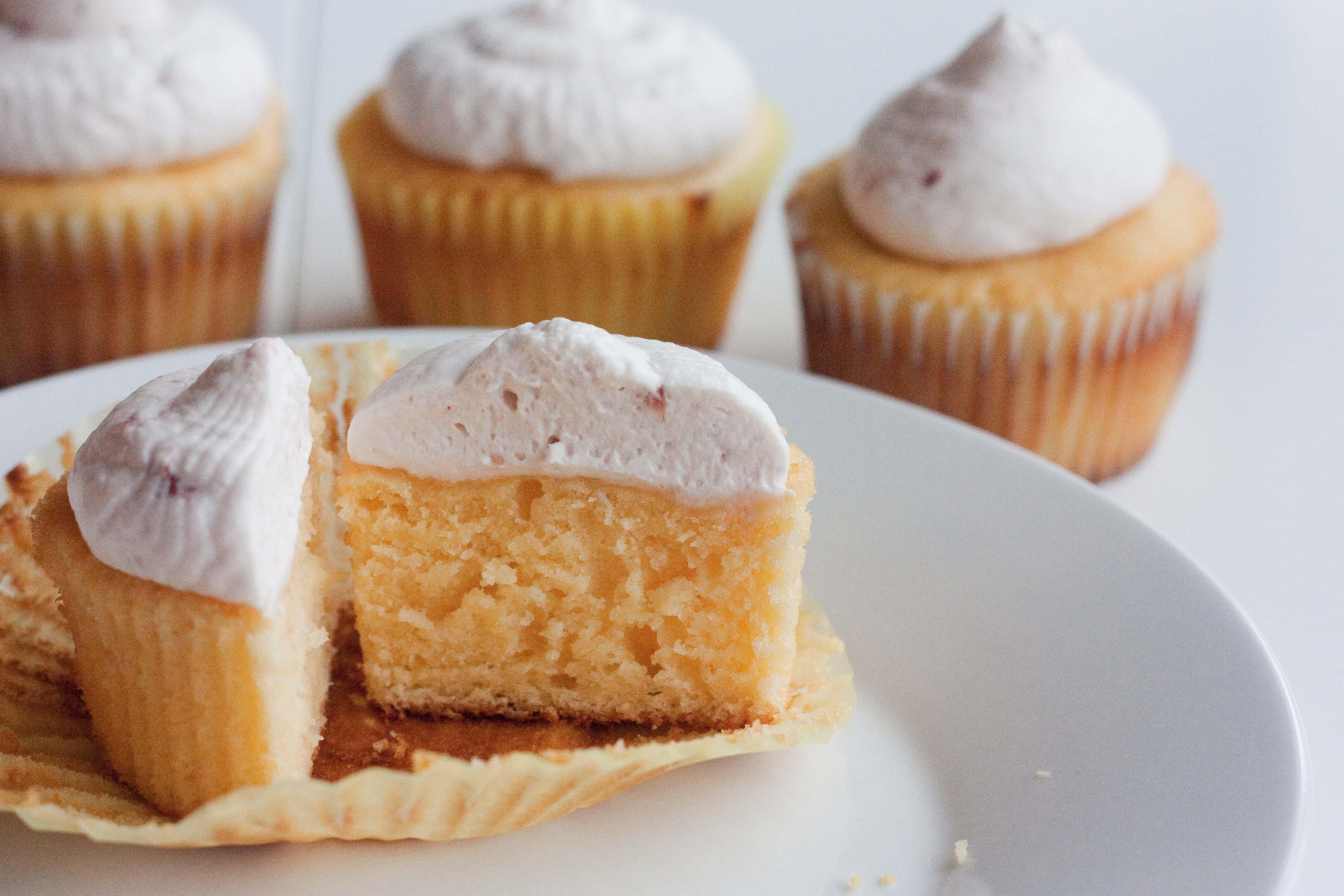 refrigerate cupcakes