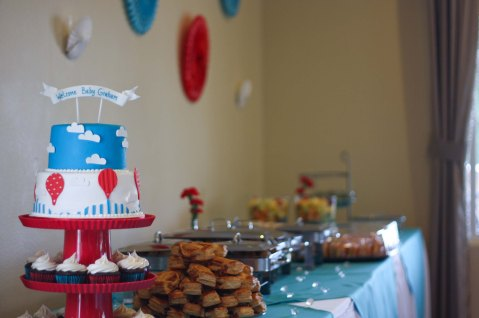 foodtablebabyshower