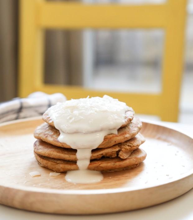 vanillacoconutproteinpancakes2