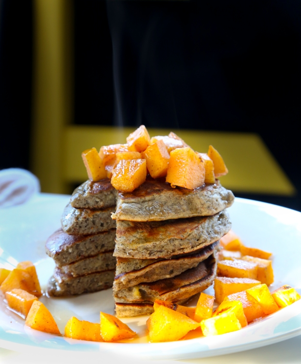 Pancakes with Persimmon3
