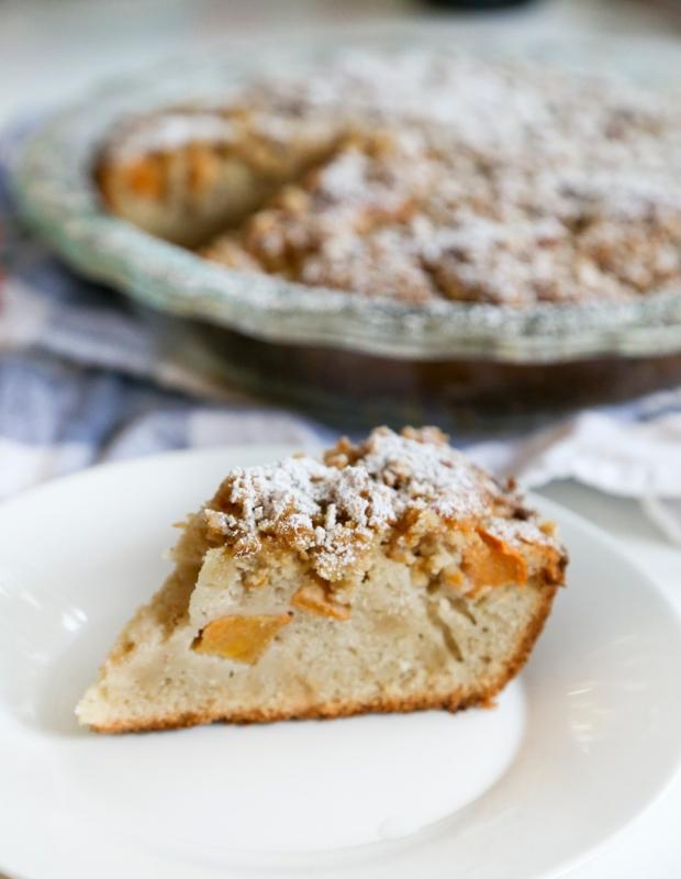 Persimmon Crumb Cake2
