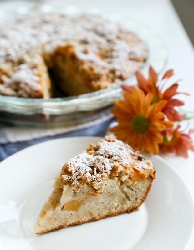 Persimmon Crumb Cake3