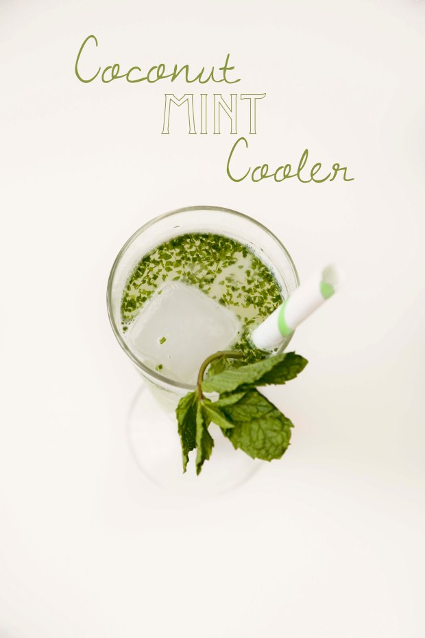 Coconut Mint Cooler