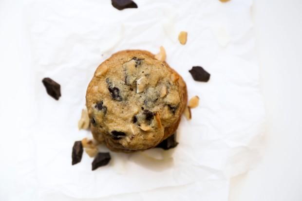 Almond Coconut Choc Chip Cookies2