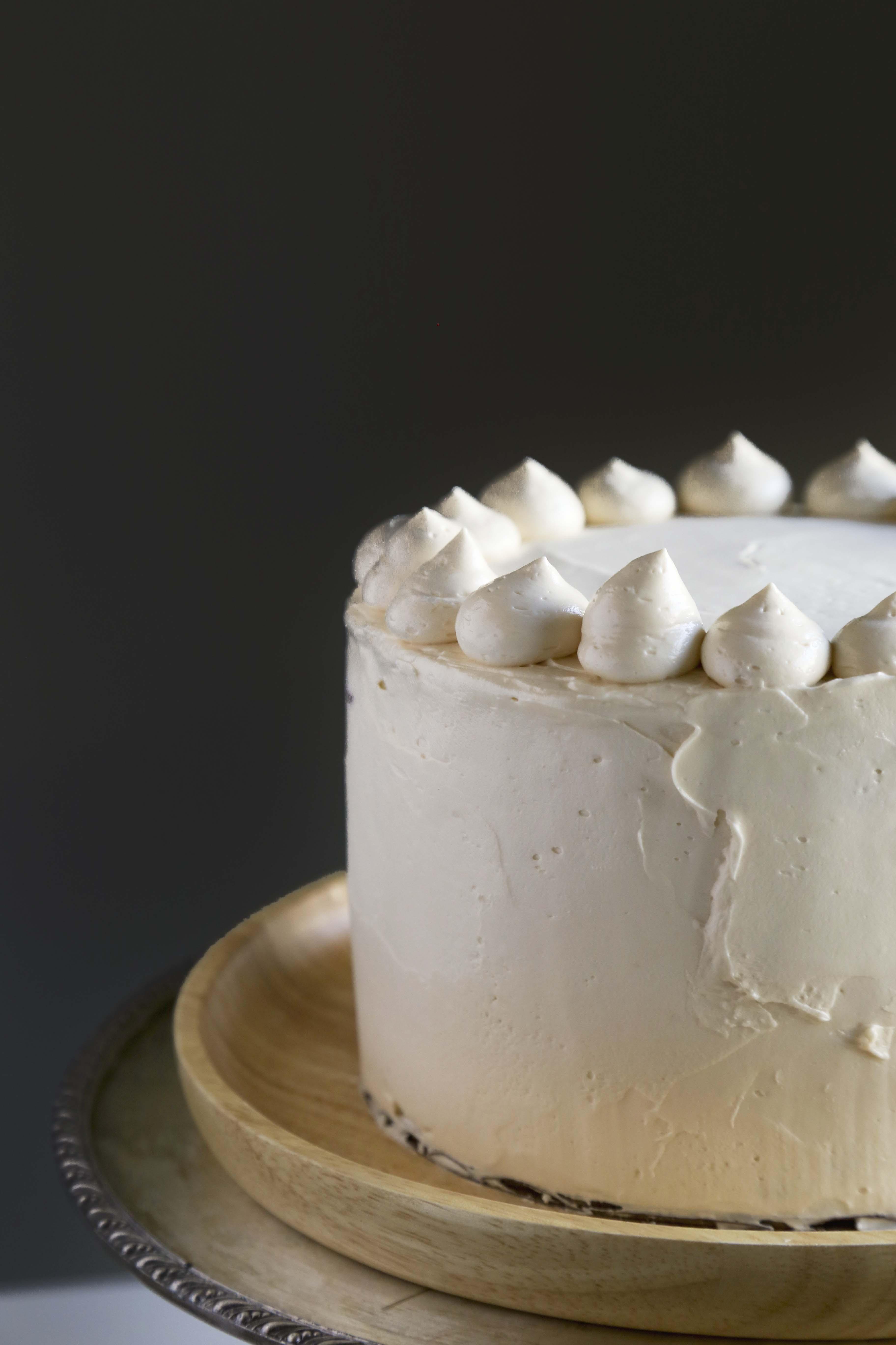 Elegant Matchbox Kitchen. Cake Foodologie